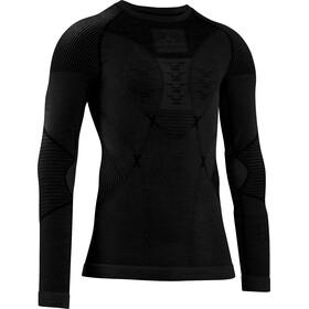 X-Bionic Apani 4.0 T-shirt Manches longues Col rond Mérinos Homme, black